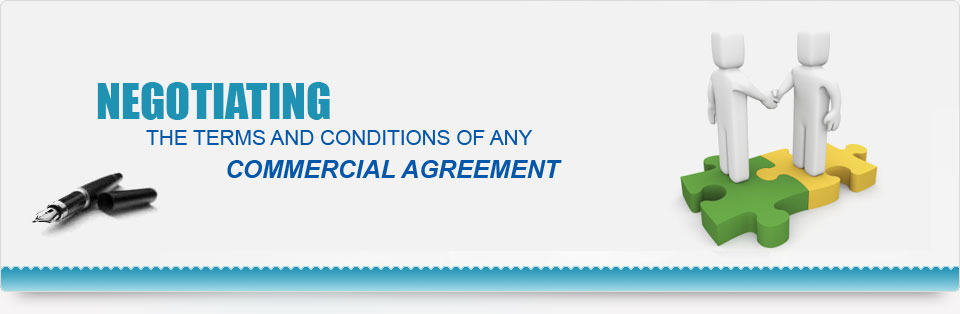 Commercial Agreement Lawyer